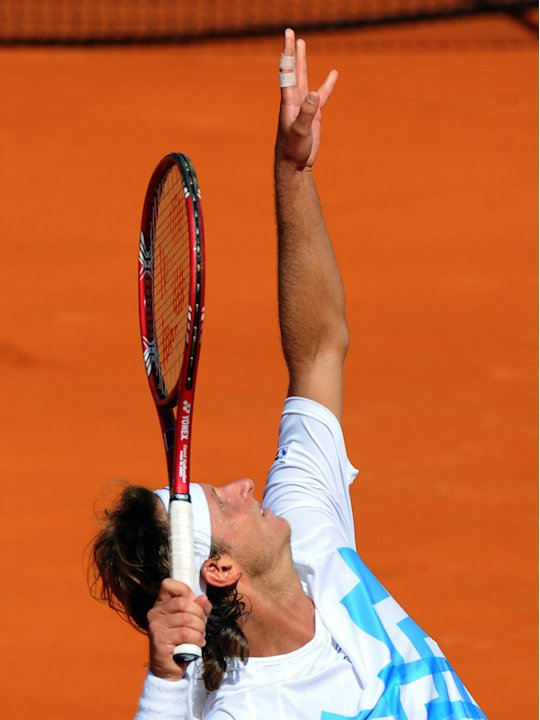 Argentina's Tennis AFP/Getty Images