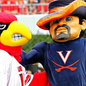 Rewind: The Louisville-Virginia Halftime Fight