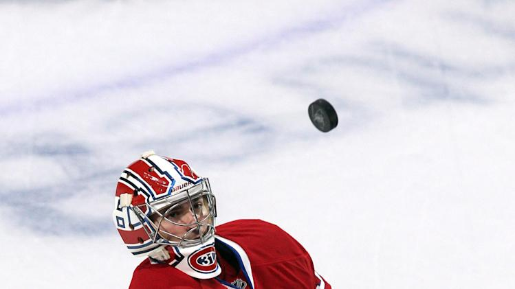 NHL: Ottawa Senators at Montreal Canadiens