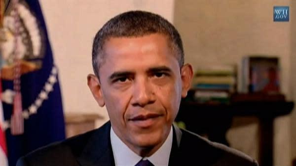 Obama urges action on debt ceiling