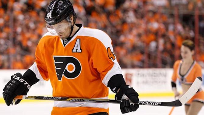 Flyers trade Kimmo Timonen to Chicago for draft picks