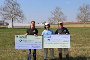 Washington Gas Energy Services and Sterling Planet Present $135,000 to Chesapeake Bay Foundation at Fourth Annual Earth Day Tree Planting