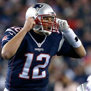 Tom Brady yells 'Rex Ryan' at the line