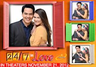 Angelica Panganiban and John LLoyd Cruz (Photo courtesy of ABS-CBN