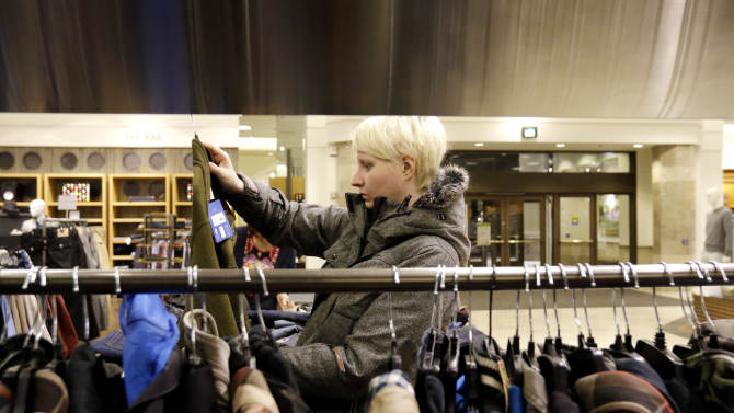 Retailers report strong January sales