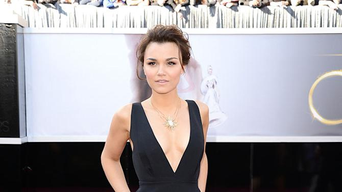85th Annual Academy Awards - Arrivals: Samantha Barks