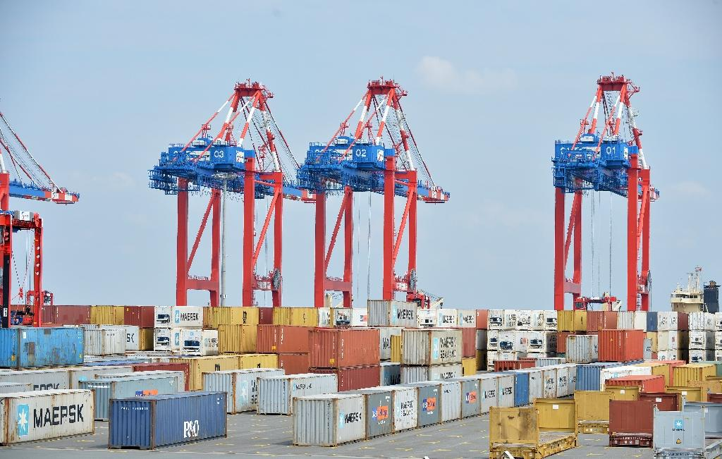 Germany runs up highest trade surplus as exports top new record