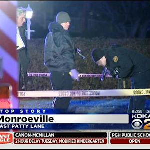 Monroeville Home-Invasion Suspect Shot, Killed By Police