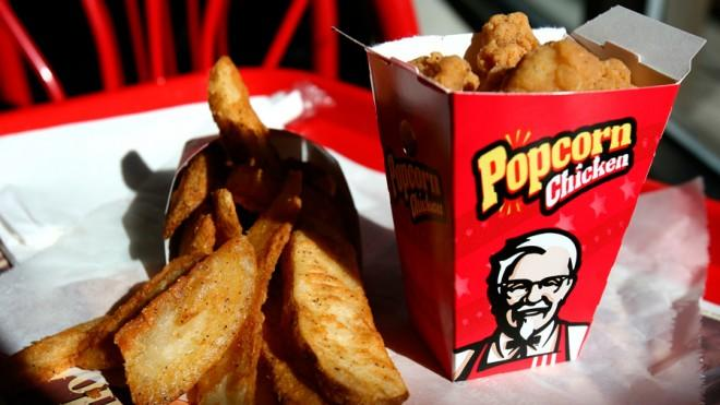 KFC says millennials don't like all those icky bones in their chicken.