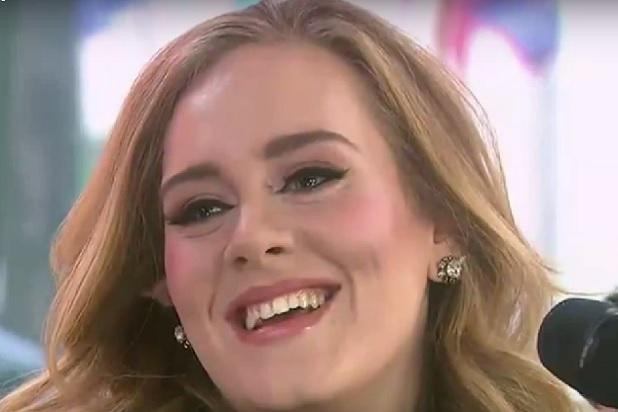 Adele Says She'll 'Probably' Stream More '25' Songs (Video)