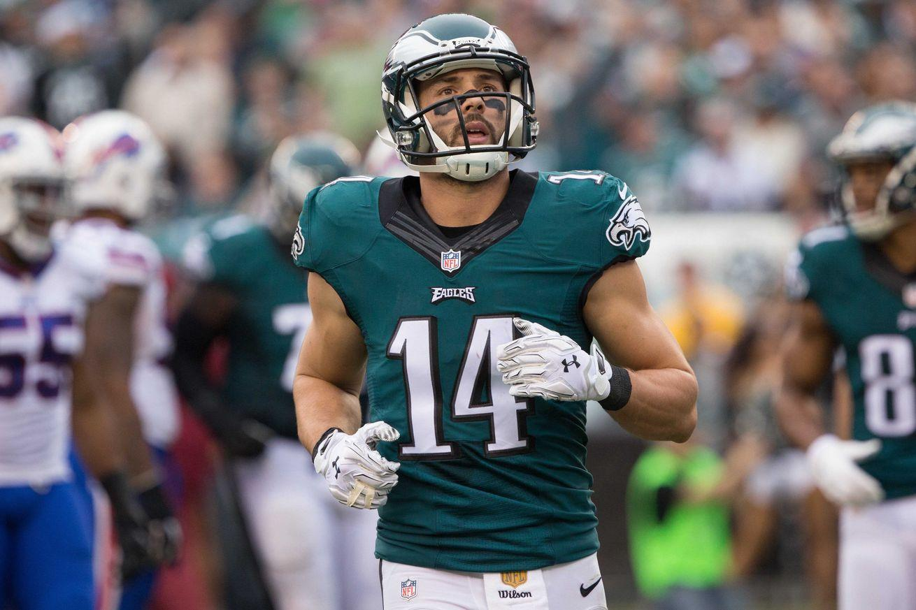 NFL free agents 2016: Riley Cooper, Michael Griffin headline list of early cuts