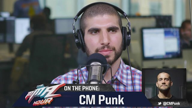 The MMA Hour -- CM Punk