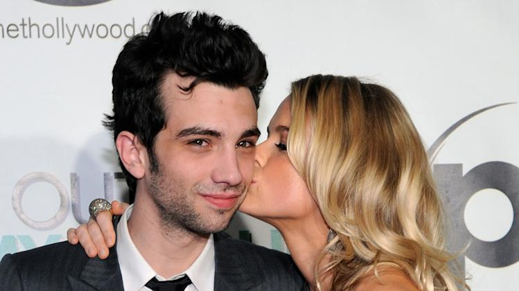 She's Out of My League Las Vegas Premiere 2010 Jay Baruchel Alice Eve