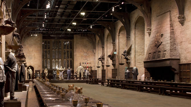 Warner Bros. Harry Potter Studio Tour London