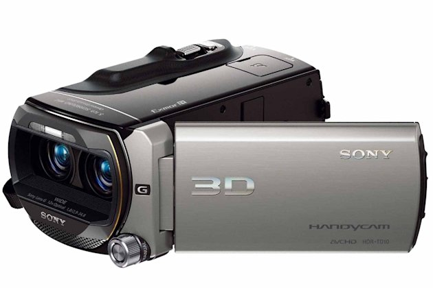 Sony Handycam HDR-TD10