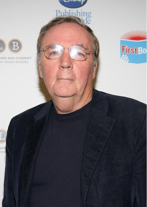 8. James Patterson, $94 million