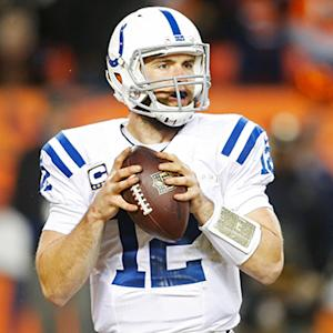 Andrew Luck doesn't get extension