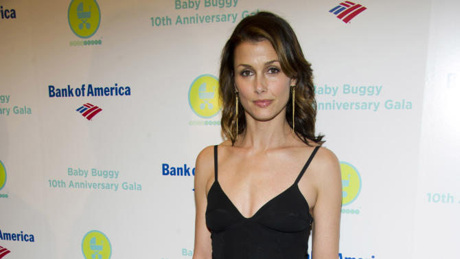 Bridget Moynahan attends the Baby Buggy 10th Anniversary Gala, in New York, Monday, Dec. 5, 2011. (AP Photo/Charles Sykes)