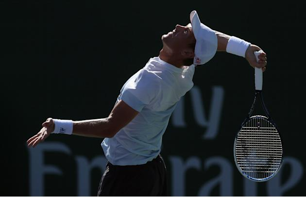 BNP Paribas Open - Day 7