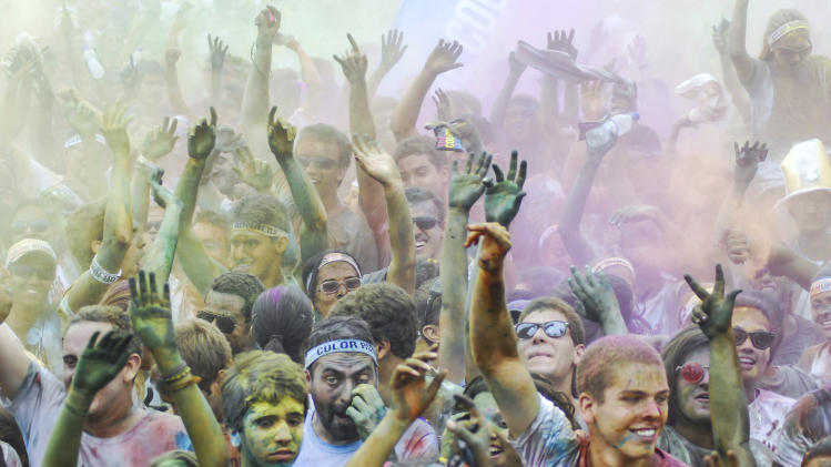 The Color Run in Brazil