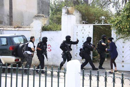 Tunisian soldier shot dead after killing seven in army base shooting spree