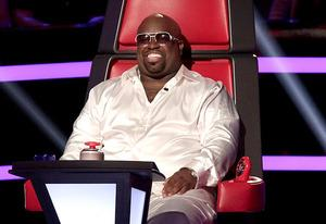 CeeLo Green | Photo Credits: Byron Cohen/NBC