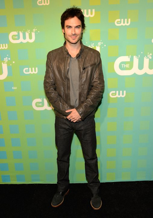 The CW 's 2012 Upfront - Ian&nbsp;&hellip;
