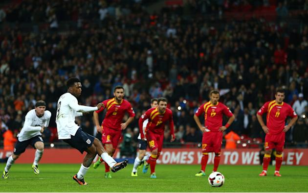 England v Montenegro - FIFA 2014 World Cup Qualifier