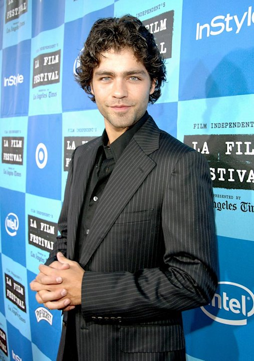 "Adrian Grenier at the 2006 Los Angeles Film Festival Opening Night - ""The Devil Wears Prada."""