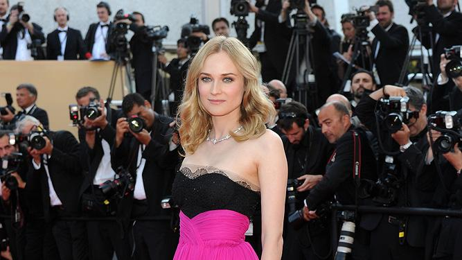 63rd Annual Cannes Film Festival 2010 Closing Ceremony Diane Kruger