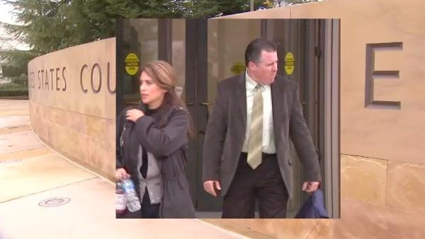 Former police officer takes stand in excessive force trial