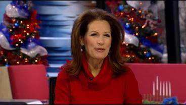 Interview:  Michele Bachmann Talks Sony Hack, Cuba