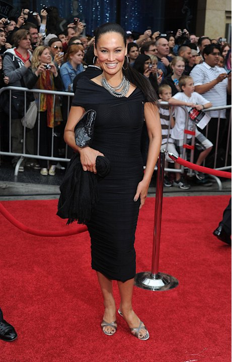 Prince of Persia Sands of Time LA Premiere 2010 Tia Carrere