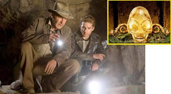 Indiana Jones Crystal Skull Lawsuit Raises Questions of Hoax