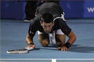 Djokovic defeats Almagro in Abu Dhabi