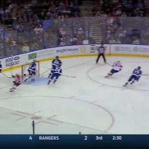 Panthers at Lightning / Game Highlights