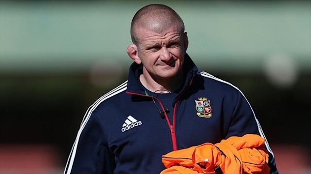 Graham Rowntree (PA Photos)