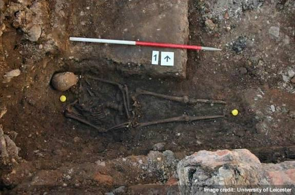 Stately Tomb Design for Richard III's Reburial Revealed