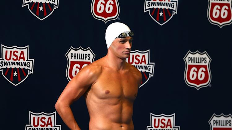 2013 USA Swimming Phillips 66 National Championships and World Trials - Day 1