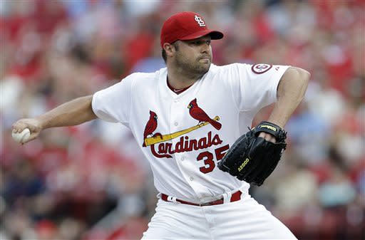 Westbrook strong, Cardinals beat Marlins 4-1