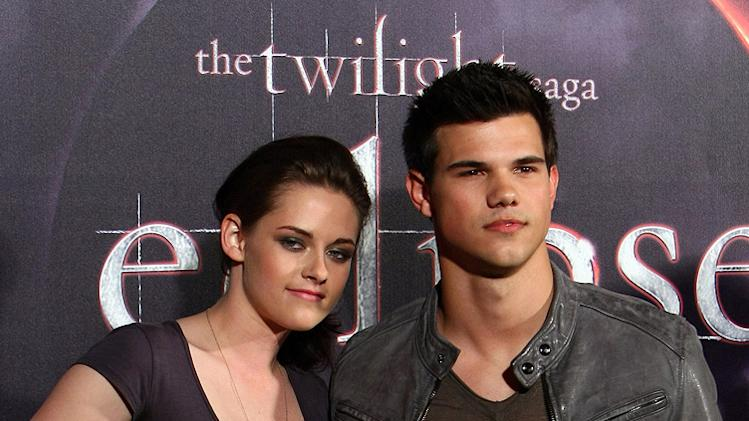 The Twilight Saga Eclipse Sydney Q&A 2010 Kristen Stewart Taylor Lautner