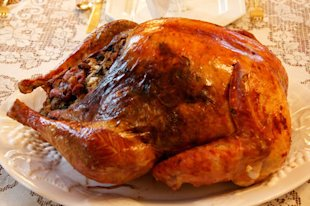 Thnaksgiving turkey