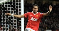 Manchester United's Bebe scored two minutes into stoppage time to salvage a 1-1 draw for Manchester United at Ajax Cape Town in the second match of a pre-season world tour