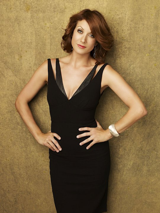 "Kate Walsh in the ABC series ""Private Practice"""