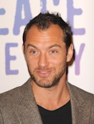 Jude Law will be honoured for bringing recognition to the UK through his film work