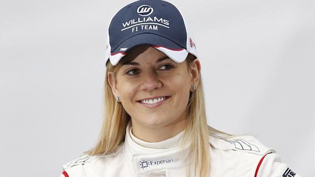 Susie Wolff