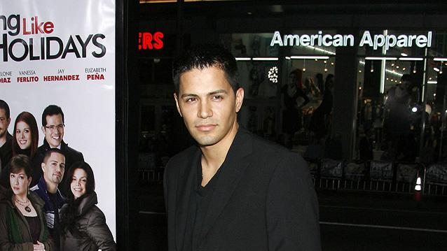 Nothing Like the Holidays LA Premiere 2008 Jay Hernandez