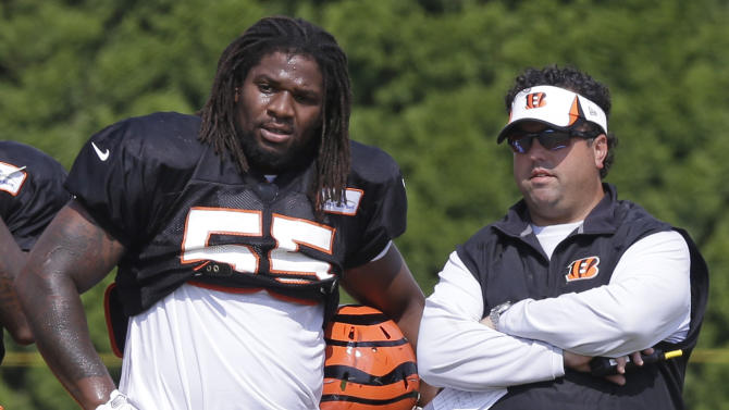 Bengals' offense wants to have a hard edge
