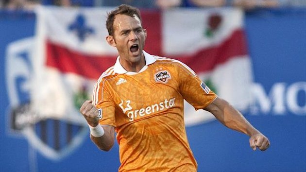Houston Dynamo's Brad Davis (Reuters)