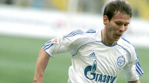 Konstantin Zyrianov Zyryanov Zenit Russia